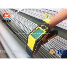 ASTM A269 TP316L tubo sem costura de aço inoxidável