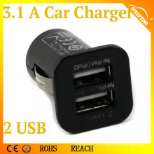 Chargeur de batterie miniature haute performance Chargeur de voiture USB à ports multiples