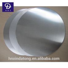 Espaços em branco de círculo de alumínio AA 1050 3003