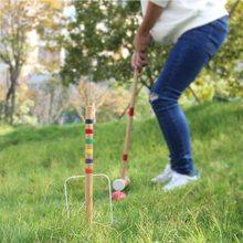 perfekte Hof- / Outdoor-Spiele für Rasen