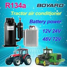 Lanhai 12V BLDC compressor para condicionador de ar compressor de ar elétrico do carro