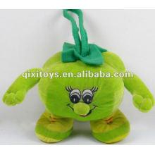 плюшевые овощных зеленых помидор игрушка