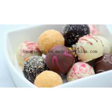 Sodio CMC Cootatd Micro Crastlineclulose Polvo blanco / helado