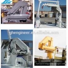 2t 14m Folding arm Provision crane
