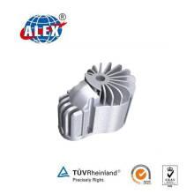 Piezas del motor de fundición a presión de aluminio