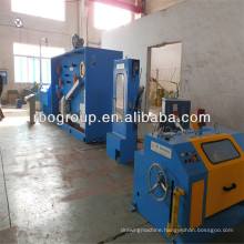 11DST(0.8-2.76) copper intermediate wire drawing machine with ennealing cable making equipment