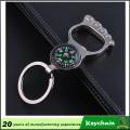 Foot Compass Opener Keychain