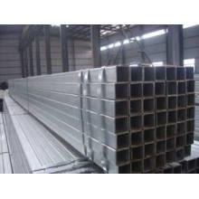 Galvanizado Cuadrado Hollow Pre-galvanizado Cuadrado Hollow Steel Pipe
