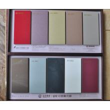 Nouvelle technologie Shinning Glitter High Gloss panneau UV MDF (ZHUV)
