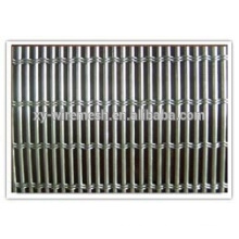 Decorative wire mesh is weaved with high quality stainless steel wire,