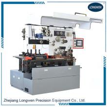 Máquina de solda para lata de estanho / Máquina de solda de costura por resistência elétrica