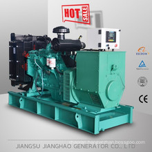 with cummins engine 60kw diesel generator 75kva generator set price