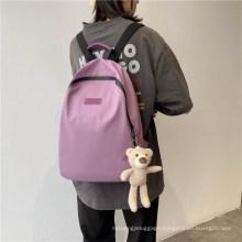 Wholesaler Free Bear Student Bagpack Children School Bags Boys Girls Kids Backpack