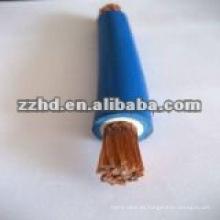 Cable de la máquina de soldadura de caucho