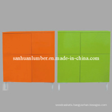 High Gloss Cabinet /Sanitary Furniture (1407)