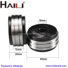 Rolo do alimentador de fio Panasonic 1.0-1.2mm