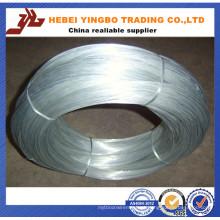 Minerais e Metalurgia de Arame Galvanizado com Ferro Wrie Factory