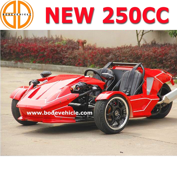 Bode Quality Assured Petrol Trike Ztr Roadster for Sale