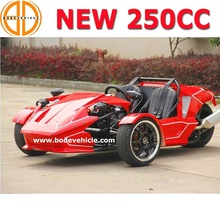 Bode Quality Assured Gas Roadster Ztr Trike 300cc for Sale