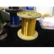 PET fio de metal revestido de plástico da China (XS-132)