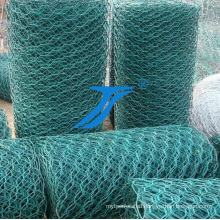 PVC Coated Hexagonal Wire Mesh for Gabion