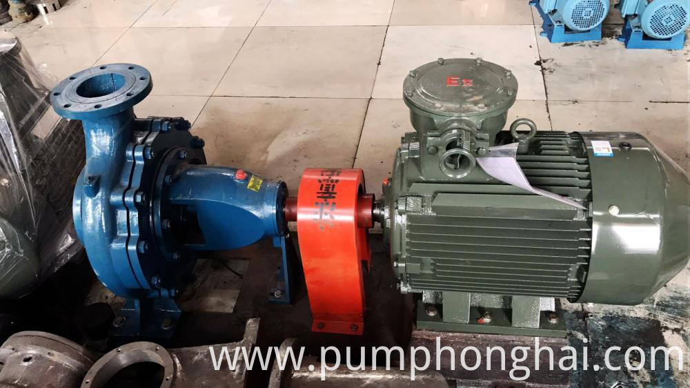 electric water transfer pump