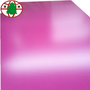 Various Colors Melamine Faced MDF 17mm