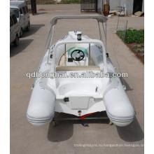 Высокое качество жесткие надувные лодки с CE