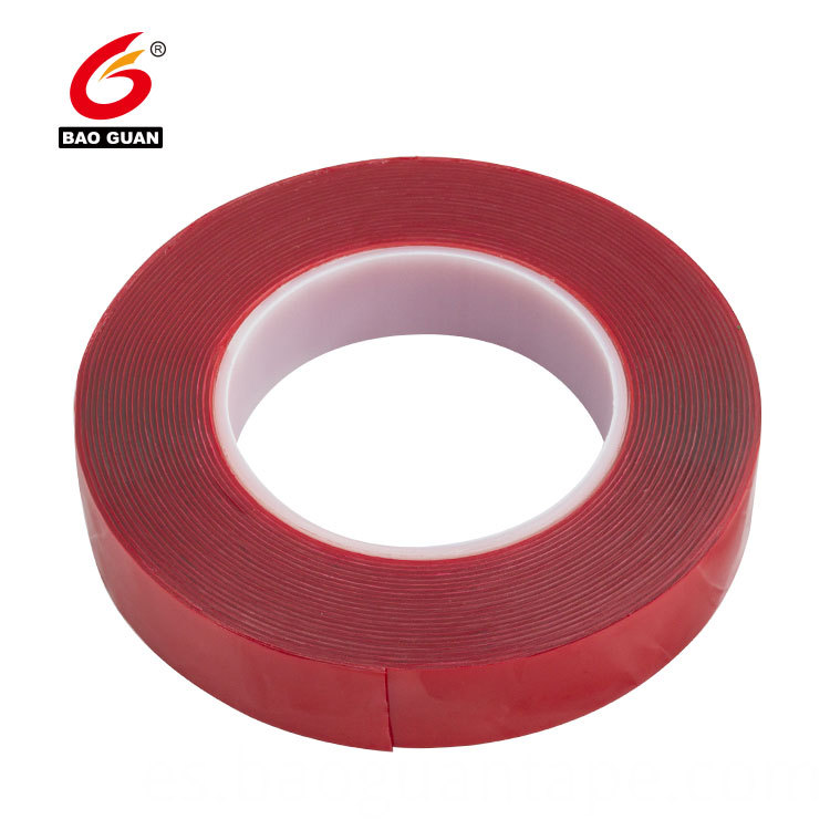 Double Sided Clear Vhb Acrylic Foam Tape 1