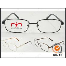 Nuevo marco óptico del metal del marco de Eyewear de la manera (WFM501005)