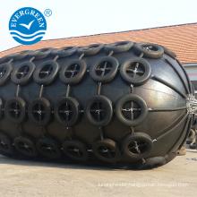 ISO certificated high quality Inflatable floating pneumatic rubber marine yokohama fender