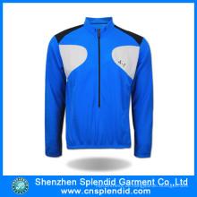 China Hersteller Sportswear Long Sleeve Specialized Radfahren Jersey