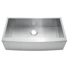 Delantal de acero inoxidable fregadero cocina lavabo HM3320