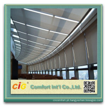 2015 durável Slat cortinas de rolo de tecido, cortinas de rolo de tecido