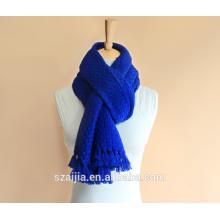 Écharpe tricotée en hiver pour dames