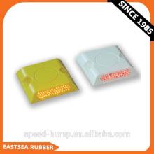 Großhandelspreis Weiß oder Gelb 43Beads Durable Plastic Reflective Road Stud