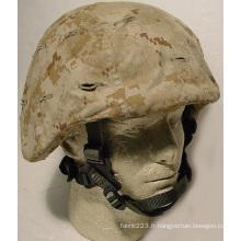 Levier de NIJ Iiia UHMWPE casque pare-balles pour militaires
