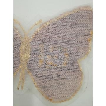 Hot sales butterfly reversible patch