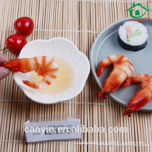 online shopping new design flower shape mini sushi saucer dishes