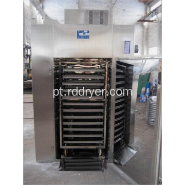 Chips com vegetais Hot Air Circle Oven