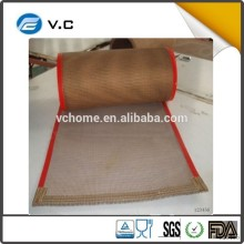 ptfe coating Buckle conveyor mesh belt price