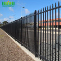 Factory Garden Merchandise Zinc Steel Fence