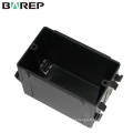 YGC-013 Approved UL94-V0 plastic mini electrical junction box
