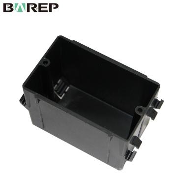 Caja plástica por encargo de la ensambladura del teléfono del gfci del diseño del OEM YGC-013