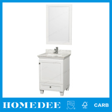 Home Decor Antique White Solid wood bathroom vanity