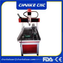 Bonne qualité routeur CNC 3D avec réservoir d'eau