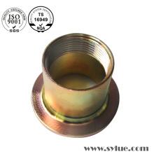 Gute Qualität Stahl CNC Präzisionsteile verzinkt