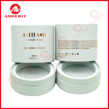 China Factory for Facial Cream Packaging Cosmetic Packaging Paper Tube With Gold Foil Printing supply to Japan Supplier