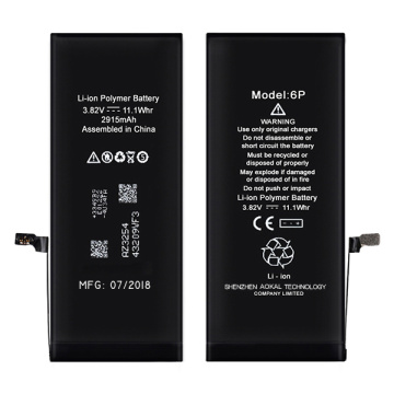 AAAA Grade iPhone 6 Plus Batterie Li-ion de remplacement
