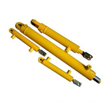 Einzelohrring montierter Hydraulikzylinder